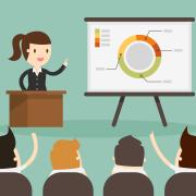 Entrada del blog en la que hablamos de las presentaciones como herramienta de comunicación