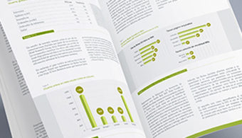 Tenemos experiencia en realizar el Informe de Accionistas de forma personalizada