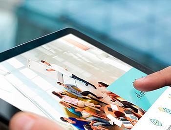 Uno de nuestros servicios es la elaboración de documentos interactivos y navegables con que mejorar la experiencia de usuario