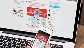 Realizamos piezas de información valiosa y viralizables para las redes sociales