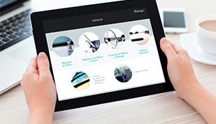 A través de nuestras presentaciones se pueden dan a conocer los informes o la presentación de resultados desde un formato digital innovador