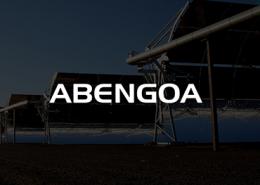 Diseñamos la plantilla corporativa en Power Point para la empresa Abengoa