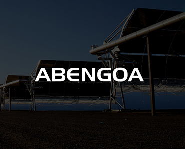 Diseñamos la plantilla corporativa en Power Point para la empresa Abengoa
