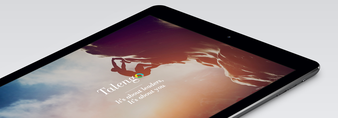 Ejemplo de documento interactiva realizado para la Consultoría de Liderazgo, Talengo