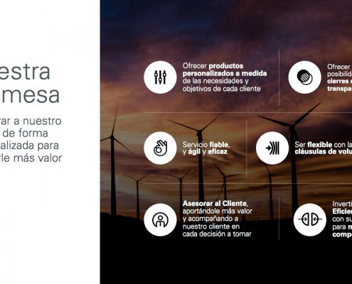 Diseñamos la presentación de Gas Industrial para la empresa Endesa