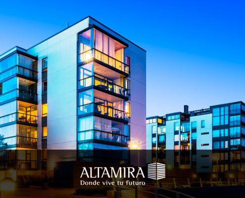 Elaboramos la plantilla corporativa en Power Point para la empresa Altamira