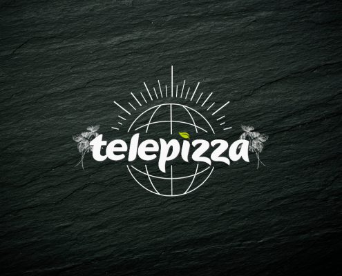Creamos la presentación Global Business para la empresa Telepizza
