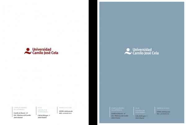 Creamos la plantilla corporativa en word para la Universidad Camilo José Cela