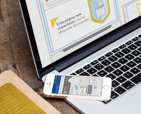 Elaboramos la infografía de Ferrovial adaptada a las redes sociales