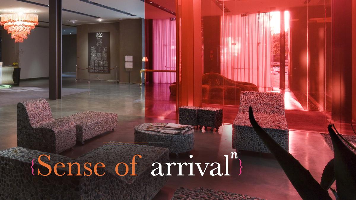 Ejemplo de una de nuestras presentaciones, realizada para la presentación de la marca Nhow, de NH Hotels