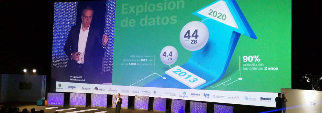 Ejemplo de una de nuestras presentaciones, realizada para José Manuel Petisco en La Oportunidad Digital, de Cisco