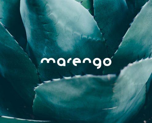 Creamos una plantilla corporativa en Keynote para la empresa Marengo
