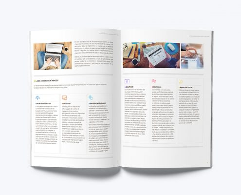 Diseñamos el informe corporativo Bankia Índicex 2016
