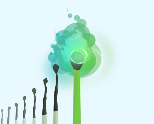 Realizamos esta animación como vídeo de introducción al evento Cisco Connect 2016